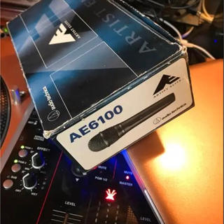 オーディオテクニカ(audio-technica)のオーディオテクニカ AE6100ハンドヘイド マイクロフォン(マイク)