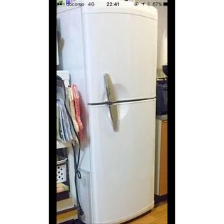 ミツビシ(三菱)の三菱 冷蔵庫 2007年製 美品(冷蔵庫)