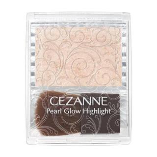 セザンヌケショウヒン(CEZANNE(セザンヌ化粧品))の新品未開封!セザンヌ ハイライト(フェイスカラー)