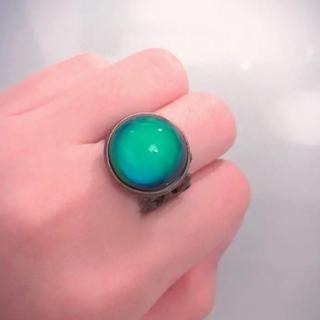 グリモワール(Grimoire)の❁ Vintage rétro antique Ring(リング(指輪))