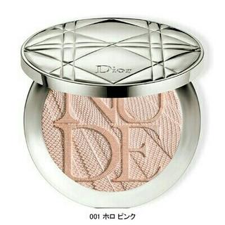クリスチャンディオール(Christian Dior)の限定 ディオール フェイスパウダー(フェイスパウダー)