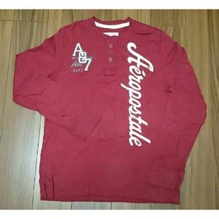 エアロポステール(AEROPOSTALE)のA0403/AEROPOSTALE/長袖カットソー/ロンT/XL/古着(Tシャツ/カットソー(七分/長袖))