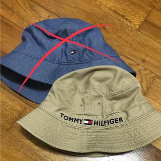 トミーヒルフィガー(TOMMY HILFIGER)のTOMMY HILFIGER バケットハット(ハット)