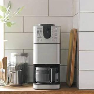 MUJI (無印良品) - 無印良品 豆から挽けるコーヒーメーカー
