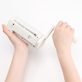 ムジルシリョウヒン(MUJI (無印良品))の無印良品 手回し充電ラジオ MJ-RR1 MJ‐RR1 防災 地震 2017年製(防災関連グッズ)