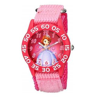 ディズニー(Disney)の新品 可愛い キッズウォッチ 女の子 ソフィア W001686(腕時計)