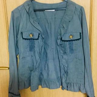 アクシーズファム(axes femme)のジャケット アクシーズファム axez femme(テーラードジャケット)