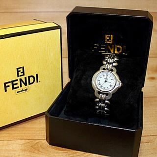 フェンディ(FENDI)の『綺麗』FENDI 腕時計(腕時計)