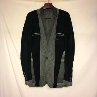 ニコラアンドレアタラリス(NICOLAS ANDREAS TARALIS)のNicolas Andreas Taralis 1Bジャケット size44(テーラードジャケット)