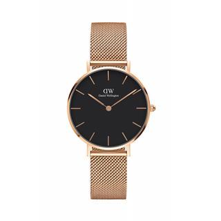 ダニエルウェリントン(Daniel Wellington)の【32㎜】ダニエル ウェリントン腕時計〈DW00100161〉ローズゴールド(腕時計)