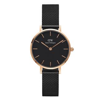 ダニエルウェリントン(Daniel Wellington)の【新作28㎜】ダニエル ウェリントン腕時計〈DW00100245〉ローズゴールド(腕時計)