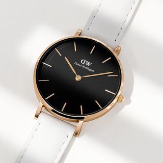 ダニエルウェリントン(Daniel Wellington)の◆◆最新作28㎜◆◆ダニエル ウェリントン腕時計〈DW00100285〉(腕時計)