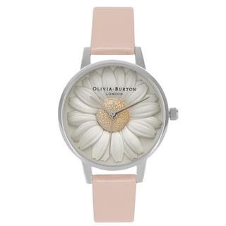 ダニエルウェリントン(Daniel Wellington)の◆限定SALE5500円◆オリビアバートンOB15EG39 〈ピンク&シルバー〉(腕時計)