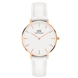 ダニエルウェリントン(Daniel Wellington)の【32㎜】ダニエル ウェリントン腕時計〈DW00100189〉ローズゴールド(腕時計)