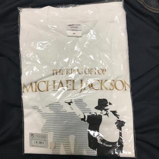 マイケルジャクソン michael jackson tee(Tシャツ/カットソー(半袖/袖なし))