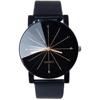 Analog Leather Watch(腕時計)