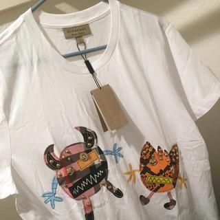 バーバリー(BURBERRY)のBurberry シャツ(Tシャツ/カットソー(半袖/袖なし))