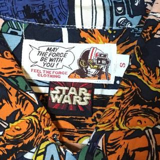 ディズニー(Disney)のスターウォーズ シャツ(Tシャツ/カットソー(半袖/袖なし))