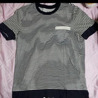 アルマーニエクスチェンジ(ARMANI EXCHANGE)のアルマーニエクスチェンジ ボーダー Tシャツ(Tシャツ/カットソー(半袖/袖なし))