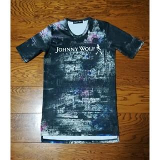 JOHNNY WOLF ジョニーウルフ Tシャツ カットソー(Tシャツ/カットソー(半袖/袖なし))