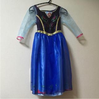 ディズニー(Disney)のドレス ディズニー アナと雪の女王 ハロウィン コスプレ100 110(ドレス/フォーマル)