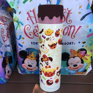 ディズニー(Disney)のディズニーハロウィーン2018 ミッキー ステンレスボトル おばけドリンクボトル(キャラクターグッズ)