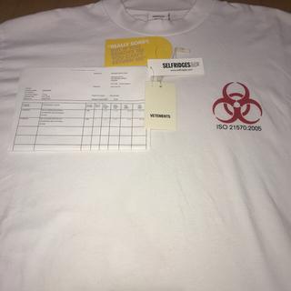 vetements volunteer tee(Tシャツ/カットソー(半袖/袖なし))