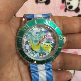 ディズニー(Disney)のモンスターズインク モンスターズユニバーシティ 腕時計(キャラクターグッズ)