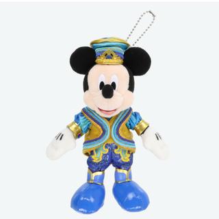 ディズニー(Disney)のディズニーリゾート 35周年 ミッキー ぬいぐるみバッジ(ぬいぐるみ)