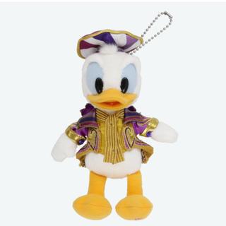 ディズニー(Disney)のディズニーリゾート 35周年 ドナルドダック ぬいぐるみバッジ(ぬいぐるみ)