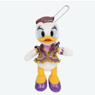 ディズニー(Disney)のディズニーリゾート 35周年 デージーダック ぬいぐるみバッジ(ぬいぐるみ)