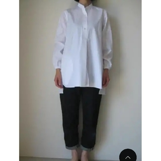YAECA - ☆Lin francais d'antanAppel cotton shirt