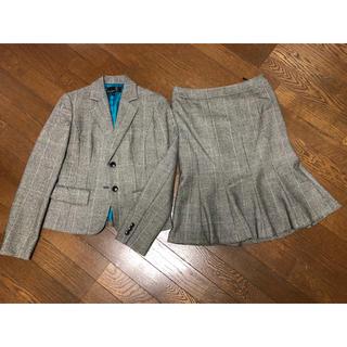グリーンレーベルリラクシング(green label relaxing)の美品(^^) グリーンレーベルリラクシング スカート スーツ 38(スーツ)
