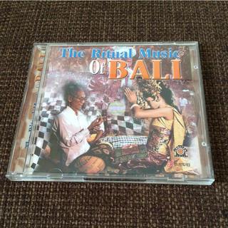The Ritual Music Of Bali  ヒーリングミュージックCD(ワールドミュージック)