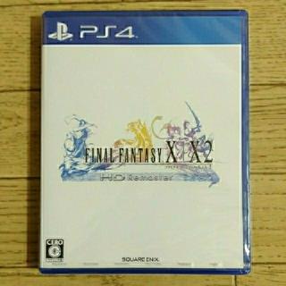 【新品】PS4 FINAL FANTASY X/X-2 HD Remaster