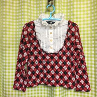 シーシーエム(CCM)のCCM カットソー 100サイズ (Tシャツ/カットソー)