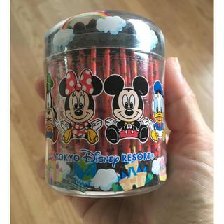 ディズニー(Disney)のミッキーの綿棒 新品(綿棒)