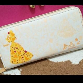 ディズニー(Disney)の新品✨未使用✨美女と野獣ベル 長財布♡(財布)