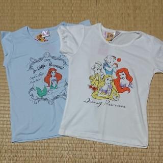 ディズニー(Disney)の【新品未使用】Tシャツ  130cm  まとめてお譲り(Tシャツ/カットソー)