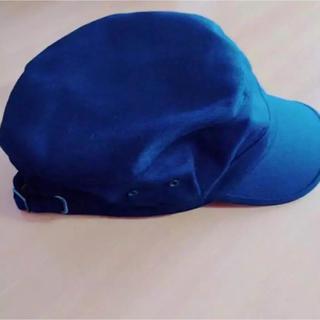 カシラ(CA4LA)のCA4LA 帽子 キャップ  ブラック美品(キャップ)