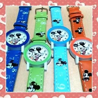 ディズニー(Disney)のミッキー 時計 キッズ 子供(腕時計)