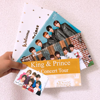 Johnny's - King&Prince 会報セット