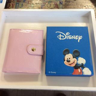 ディズニー(Disney)の新品未使用!ディズニー  ミッキーマウス  2つ折り財布(財布)