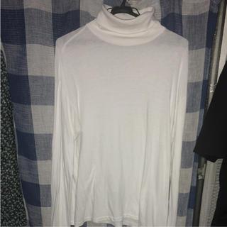 ヤエカ(YAECA)のオーラリー 定番 タートルネック 薄手(Tシャツ/カットソー(七分/長袖))