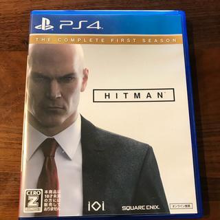 PS4 ヒットマン