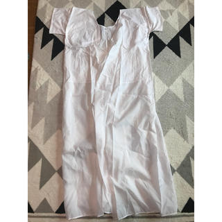 長襦袢 和装結婚式用 Lサイズ 綿素材(和装小物)