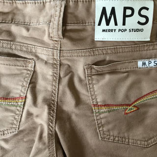 エムピーエス(MPS)のMPS チノパン 120㎝(パンツ/スパッツ)