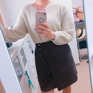 ジーユー(GU)のGU☆美品スカート(ミニスカート)