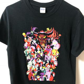ディズニー(Disney)のディズニーヴィランズ 海外Tシャツ(Tシャツ(半袖/袖なし))