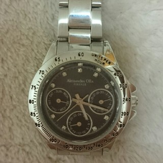 アレッサンドラオーラ(ALESSANdRA OLLA)のALESSANDRA OLLA腕時計(腕時計)